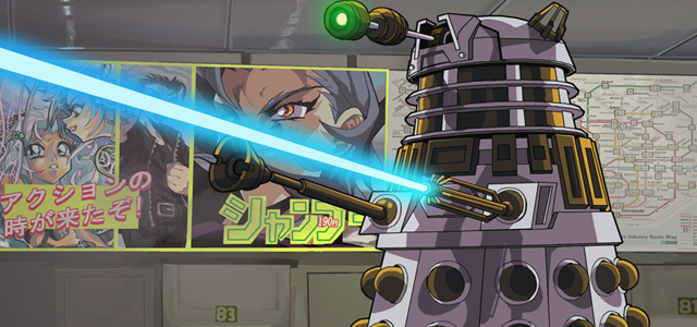 Doctor Who Anime